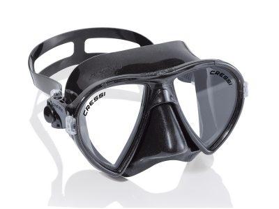 Mascara snorkel buceo, modelo Ocean Cressisub adulto