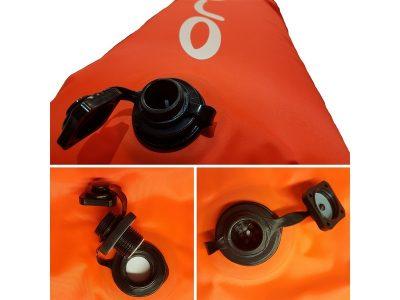Torpedo Boya inflable Orca