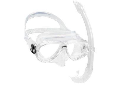 Set de snorkel modelo Perla Mare Cressi Sub