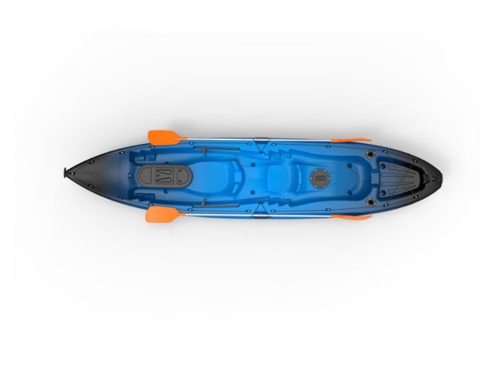 Kayak Skandynavian Ragnarok Full