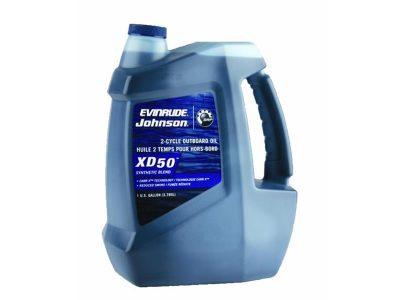 Aceite Evinrude Johnson XD50