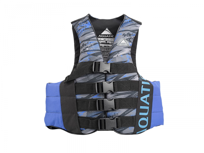Chaleco Salvavidas Aquatic Pro Ski Talle XL