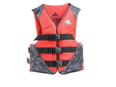 Chaleco Salvavidas Aquatic Ski Limit 3 Tiras Talle L