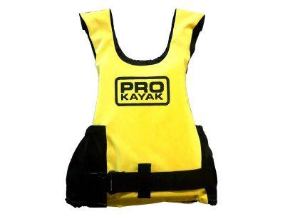 Chaleco Salvavidas Aquafloat Pro Kayak Talle 12