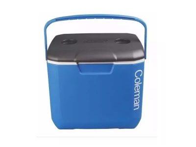 Conservadora 30QT 28.4 litros azul  y gris