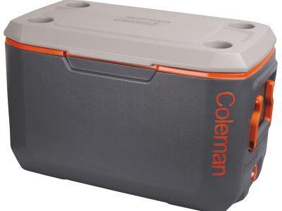 Conservadora 70QT 66.2 litros Xtreme Gris y Naranja