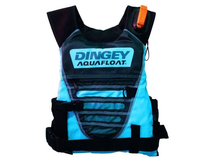Chaleco Salvavidas Aquafloat Dinguey Talle 14