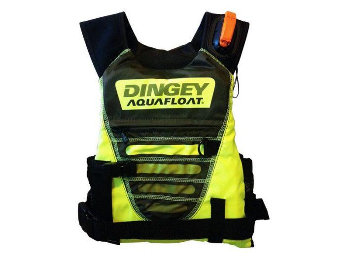 Chaleco Salvavidas Aquafloat Dinguey Talle 6