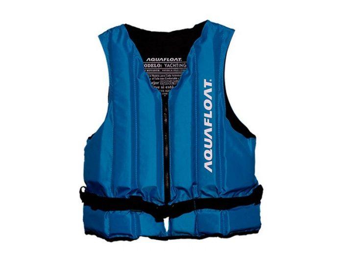 Chaleco Salvavidas Aquafloat Yachting Talle XXL