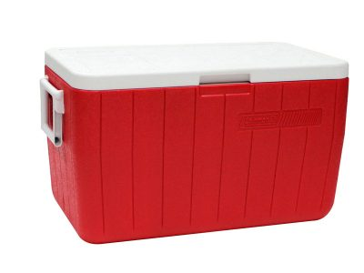 Conservadora 48 QT 45.4 litros Roja