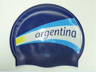 Gorra Silicona Argentina 3 Marea