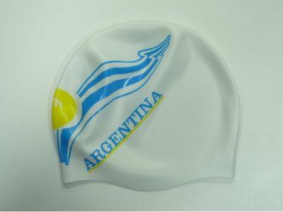 Gorra Silicona Argentina 4 Marea