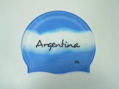 Gorra Silicona Argentina 5 Marea