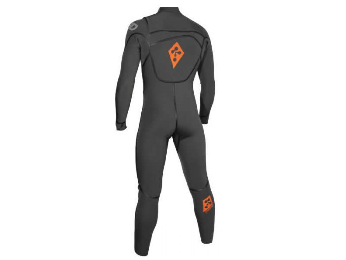 Traje Creed Back Zip 3/2 Thermoskin Talle XS