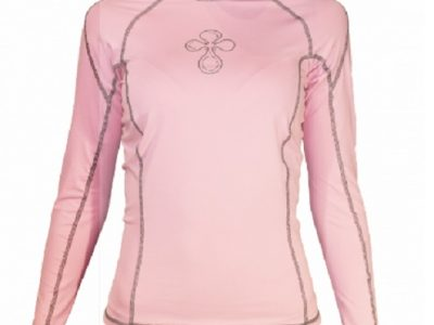 Remera Thermoskin Lycra Manga Larga Girl Joy Talle L