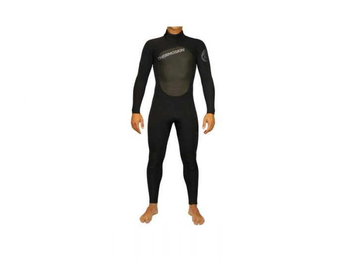 Traje Thermoskin Crusader Back Zip 4/3 mm Talle S