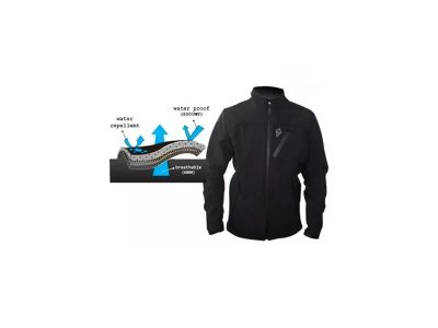 Campera Thermoskin SoftShell Talle XL