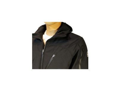 Campera Thermoskin Softshell Con Capucha Talle XXL