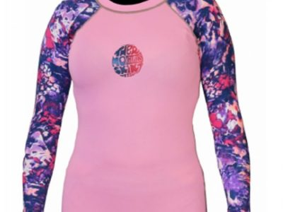 Remera Thermoskin Lycra Manga Larga Niña Joy Talle 10