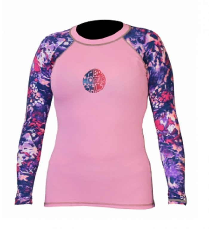 Remera Thermoskin Lycra Manga Larga Niña Joy Talle 8