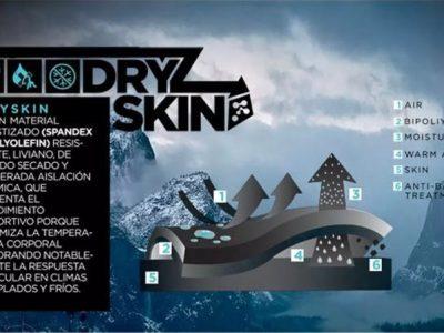 Cuello Multifunción Dryskin + Zeroprene  Thermoskin