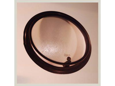 Ventana Ojo de Buey 40 cm Con Burlete