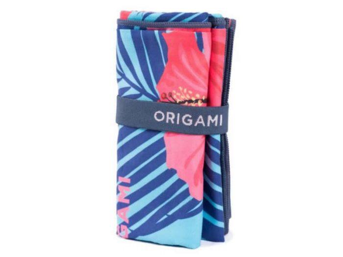 Toalla de Secado Rápido Estampada 1.60 x 0.80 Origami