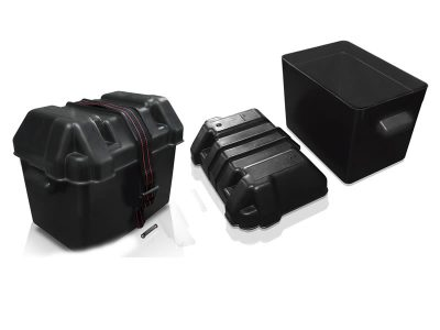 Caja porta batería 23,5 x 33 hasta 75 A