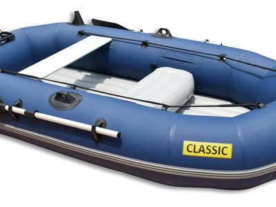 Bote Classic p/3 pers con acc/bolso 3 mts