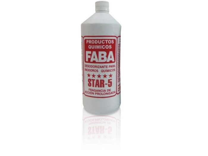 Desodorizante químico Faba