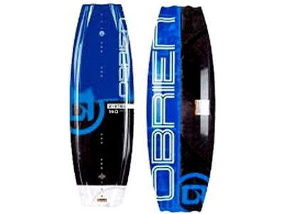 COMBO WAKEBOARD     Obrien System 140 + BOTAS CLUTCH