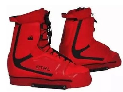 Bota wakeboard Control  Imperial Red 11 talle 44