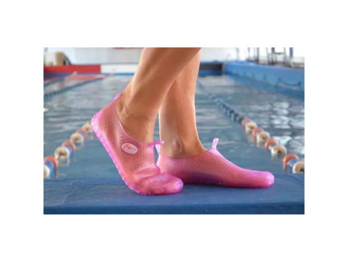 Zapatillas Aquagym PVC N°39