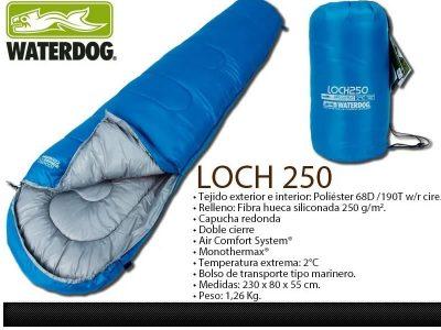 Bolsa de dormir  Lorch +2°C Waterdog