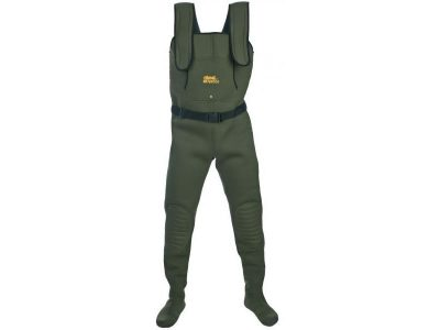 Wader Neoprene 4 mm c/ media Talle L Waterdog