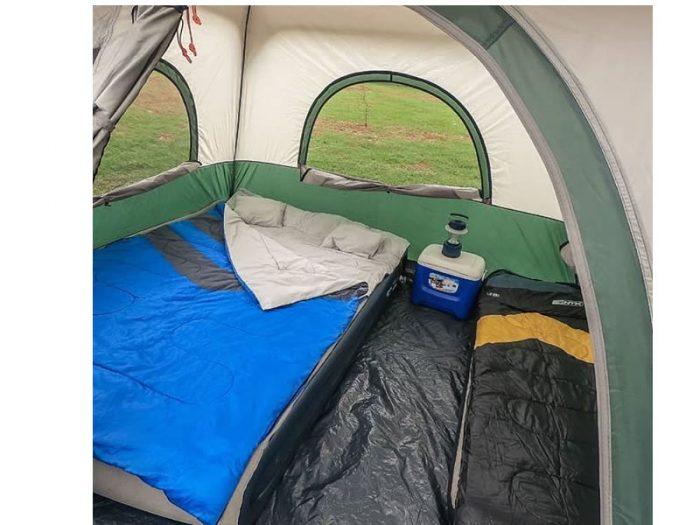 Bolsa de dormir Kuple NTK 2 personas