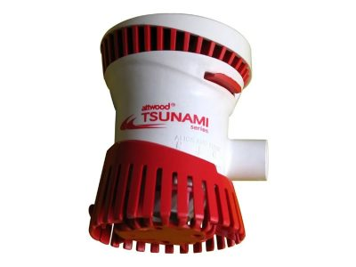 Bomba Achique 500 GPH salida 3/4″ Tsunami Attwood