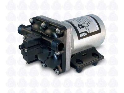 Bomba de agua automática 11.3 LPM c/bypass Shurflo