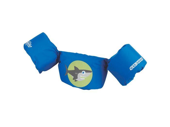 Bracitos piletero flotador tiburon Stearns