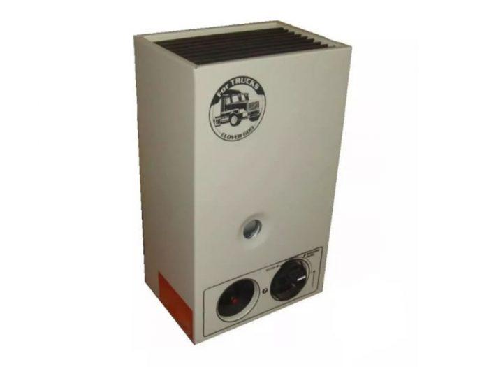 Calefactor tiro balanceado 2000 cal Clover