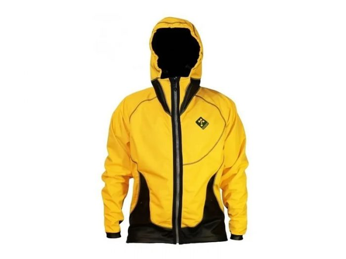Campera Náutica Jacket con capucha Talle L Thermoskin