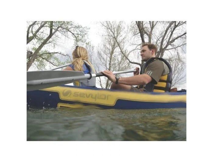 Canoa Ogden con accesorios para 2 personas Sevylor