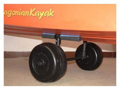 Carrito Universal Para Kayak Patagonian
