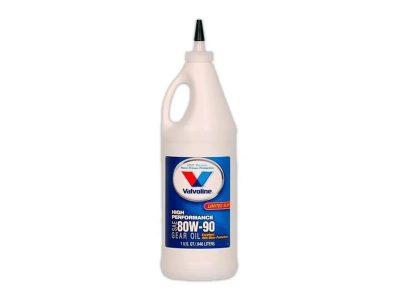 Aceite Valvoline para pata 80W90 x 946 cc