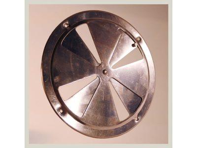 Deflector de Aluminio