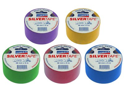 Cinta Duct Tape 2″ x 9 metros