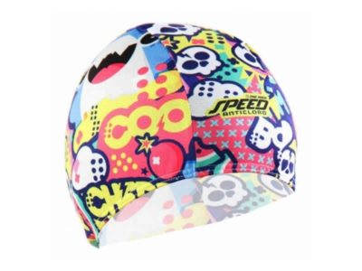 Gorra Estampada Anticloro Niño Speed