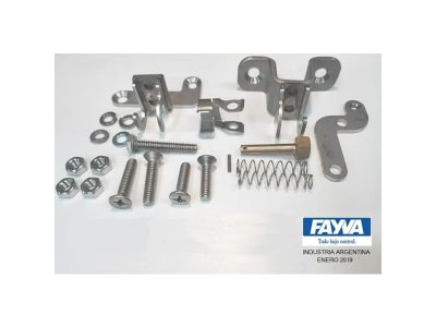 Kit Johnson/Evinrude 25/30 hp 1990 p/control remoto Fayva