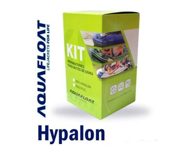 Kit Parches Hypalon/ Neoprene Aquafloat