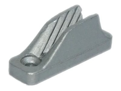 Mordaza Clam Cleat aluminio 3/6 mm